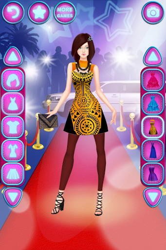 Fashion Show Dress Up Game ss 1