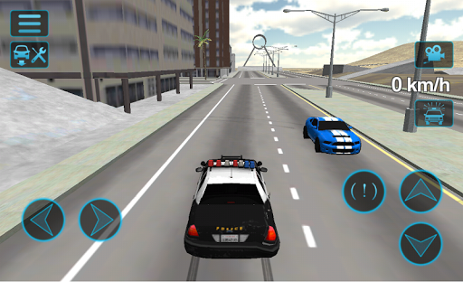 Fast Police Car Driving 3D ss 1