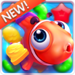 Fish Crush – charming ocean APK