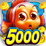 Fishing Pool-Free Slots,Fishing Saga APK