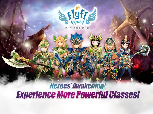 Flyff Legacy – Anime MMORPG ss 1