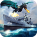 Flying Dragon Transformation Robot Battleship Game APK