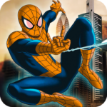 Flying Spider Hero Adventure Fight 2018 APK