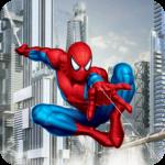 Flying Superhero Foo Fighter vs Supervillain APK