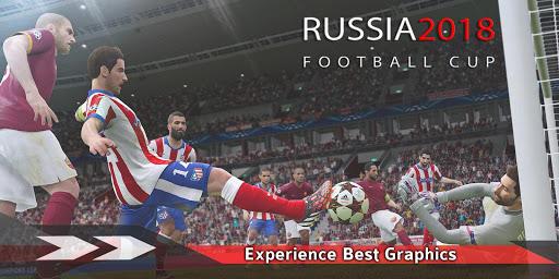 Football World Cup 2018 Real Soccer League ss 1