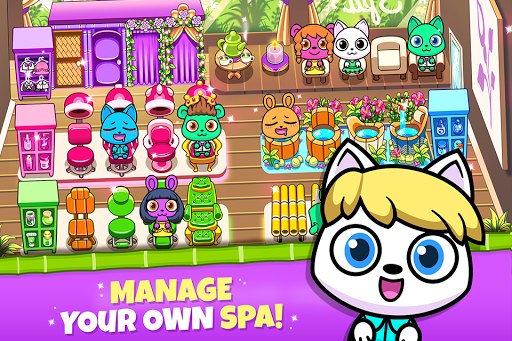 Forest Folks – Your Own Adorable Pet Spa ss 1