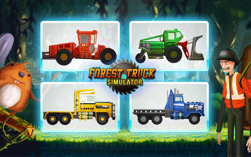 Forest Truck Simulator Offroad amp Log Truck Games ss 1