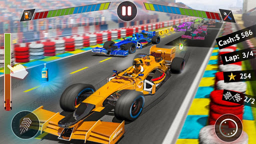Formula Car Racing 2018 ss 1