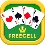 FreeCell Solitaire -Classic & Fun Card Puzzle Game APK