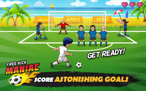 Freekick Maniac Penalty Shootout Soccer Game 2018 ss 1