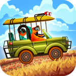 Fun Kid Racing – Madagascar APK
