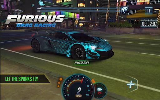Furious 8 Drag Racing ss 1