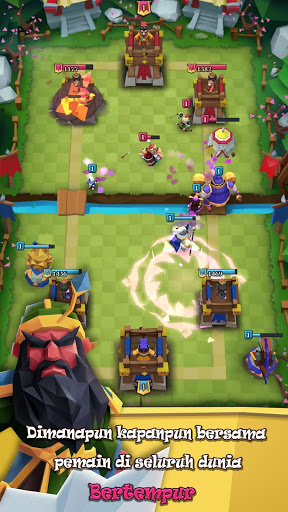 Game Perang Royale – Clash Of ThreeKing ss 1