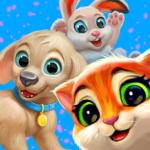 Garden Pets: Match-3 Dogs & Cats Home Decorate APK