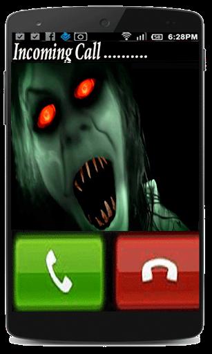 Ghost Call Prank ss 1