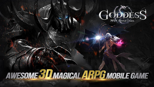 Goddess Primal Chaos – Free 3D Action MMORPG Game ss 1