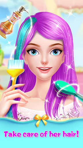 Hair Salon – Princess Makeup ss 1