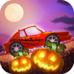 Halloween Cars: Monster Race APK