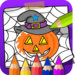 Halloween Coloring Book APK