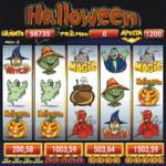 Halloween Slots 30 Linhas Multi Jogos APK