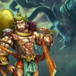 Hanuman VS Ravana Sena Fighting War : Indian Games APK
