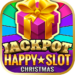 Happy Christmas Slot – Hot Las Vegas Casino APK