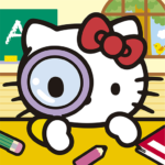 Hello Kitty. Detective Games APK