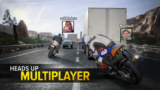 Highway Rider Motorcycle Racer ss 1