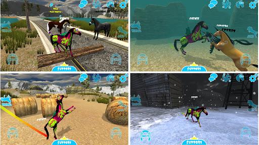 Hill Cliff Horse – Online ss 1