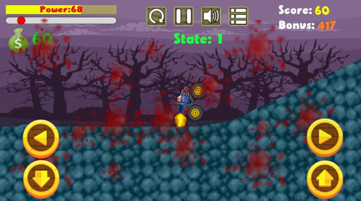 Hill Climb Zombie ss 1