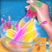 How To Make Slime Toy: Glowing DIY Maker Games APK