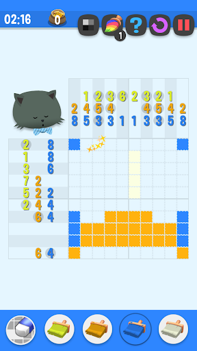 Hungry Cat Picross Purrfect Edition ss 1