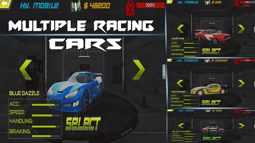 Hyper Car Racing MultiplayerSuper car racing game ss 1