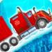 Ice Road Truck Driving Race APK