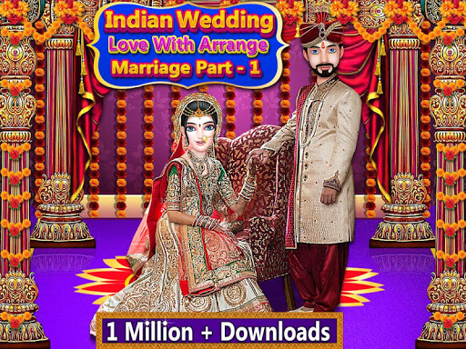 Indian Wedding Love with Arrange Marriage Part – 1 ss 1