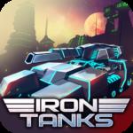 Iron Tanks: Free Multiplayer Tank Shooting Games APK