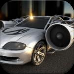 Jet Car – Extreme Jumping APK