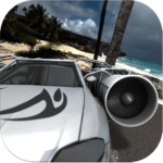 Jet Car – Tropical Islands APK