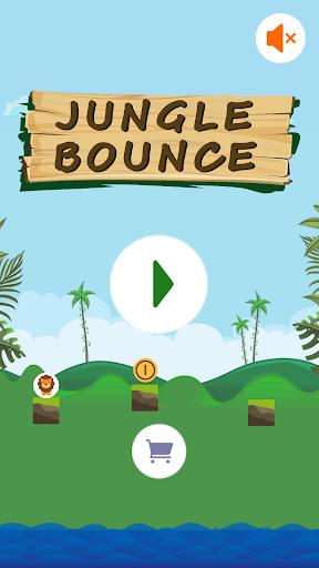 Jungle Bounce Animals ss 1