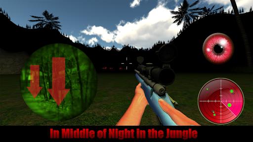 Jungle Deer Hunting 3D-sniper shooting 2018 HD ss 1