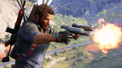 Just cause 4 latest game 2018 ss 1