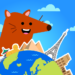 Kids Atlas Game – Puzzle World APK