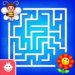 Kids Mazes : Educational Game Puzzle World APK