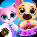 Kiki & Fifi Pet Friends – Furry Kitty & Puppy Care APK