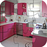 Kitchen Puzzle for Girls FREE APK