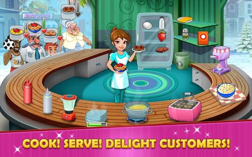 Kitchen Story Cooking Game ss 1