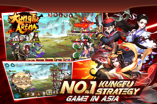 Kungfu Arena – Legends Reborn ss 1