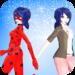 ?Ladybug & cat noir Dressup Makeup – Chic Fashion APK