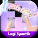 Lagi Syantik – Siti Badriah Game DJ Piano Tiles APK