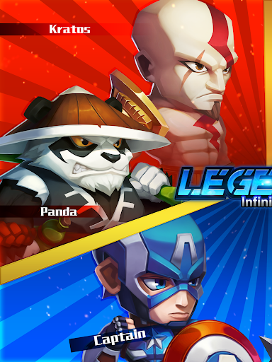 LegendInfinity War ss 1